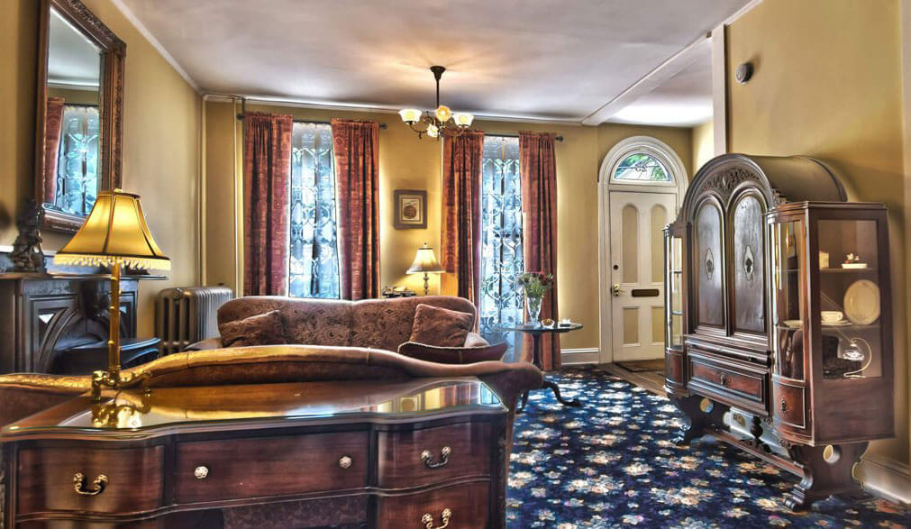 Jim Thorpe Bed And Breakfast